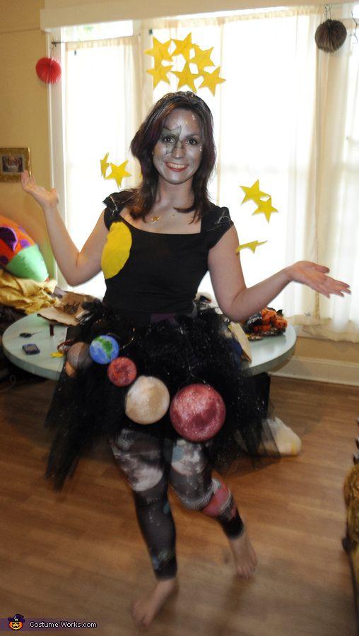 Solar System Tutu costume
