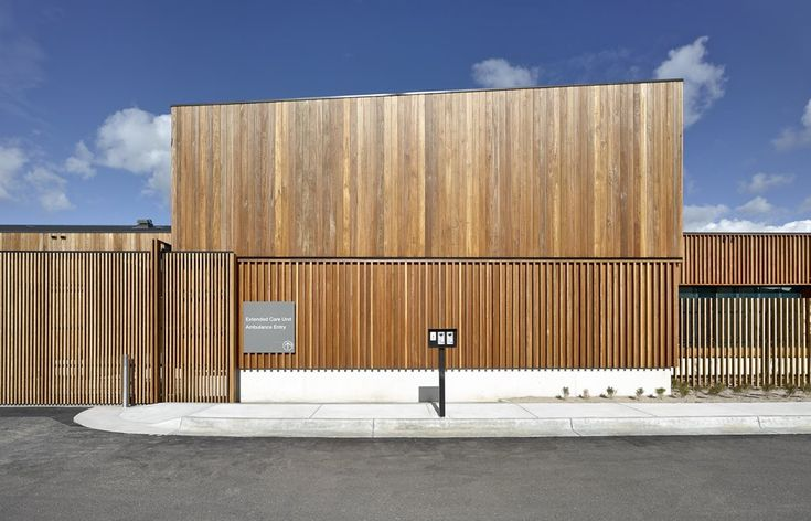 Woodform Architectural's Expression Cladding is a concealed fixing tounge-and-groove system for internal or external applications