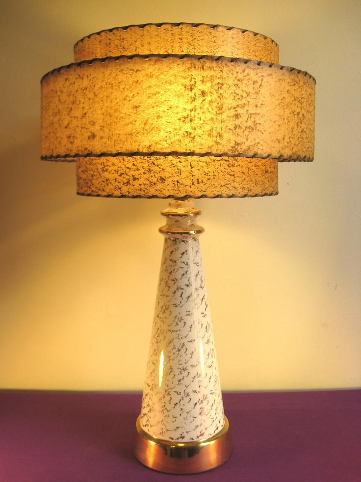 119 best Love ugly lamps images on Pinterest | Vintage lamps ...