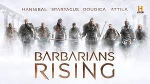 Imagini pentru barbarians rising