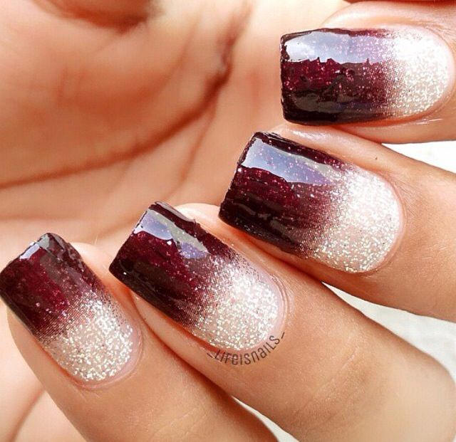 Gorgeous nails for fall