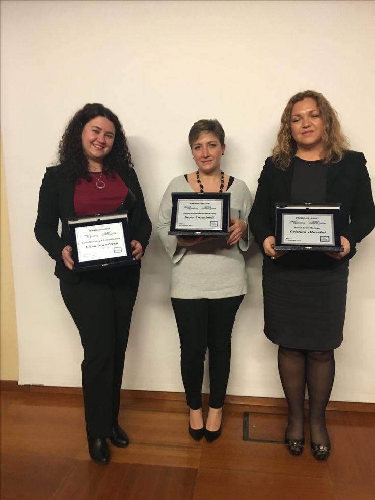 Donna marketing & communication award