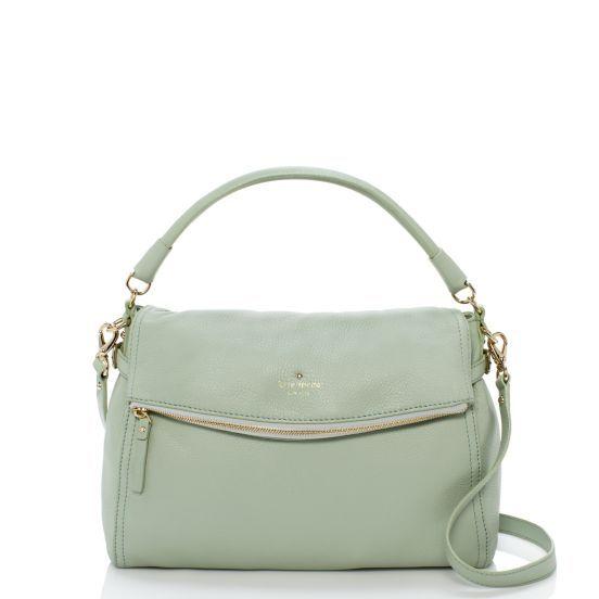 Best 25  Mint purse ideas on Pinterest | School handbags, Kate ...