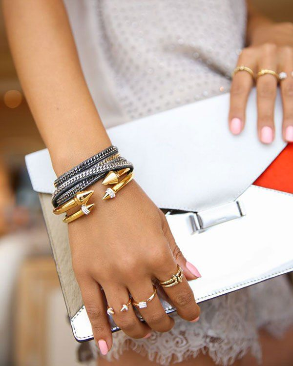 How to Stop Cheap Jewelry From Turning Your Skin Green