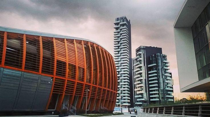 La nuova Milano.
