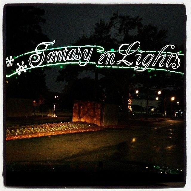 November 22 2013 December 30 2013 Fantasy In Lights At