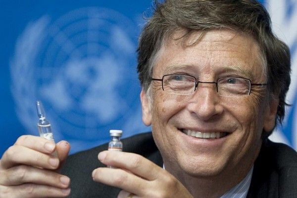 In the U.S., many look to him as a benevolent humanitarian simply trying to save the world from communicable disease. But in India, billionaire software guru Bill Gates has basically been told to get the hell out the country now that he and his wife Melinda's infamous foundation has been expose