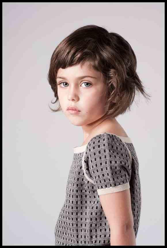 Frisuren für Kinder 20 Nette Frisur für kleine Mädchen mit ...
