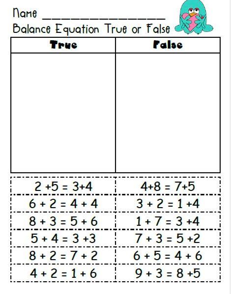 Modified example using True/False strategy.