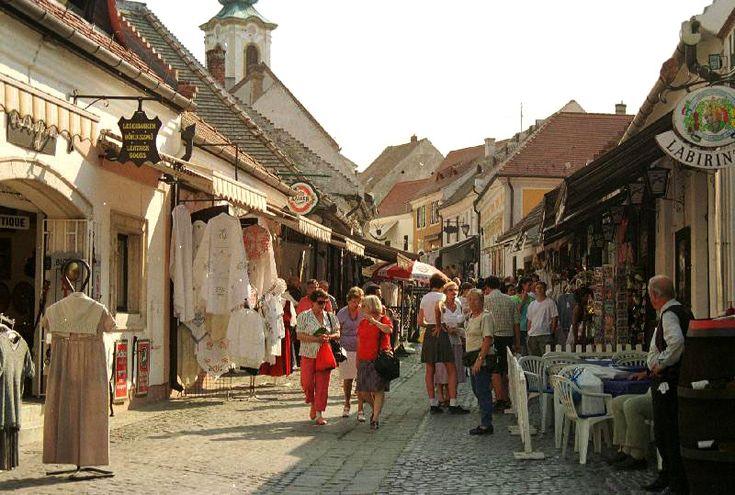 folk shops in Szentendre