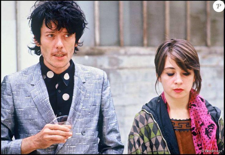 PHOTOS - Catherine Ringer et Fred Chichin en 1987.