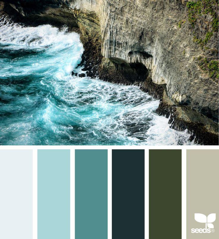 { color shore } image via: @whiteducks                                                                                                                                                                                 More