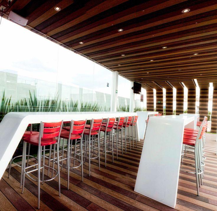 Café Azul y Rojo,Cortesía de Boutique de Arquitectura