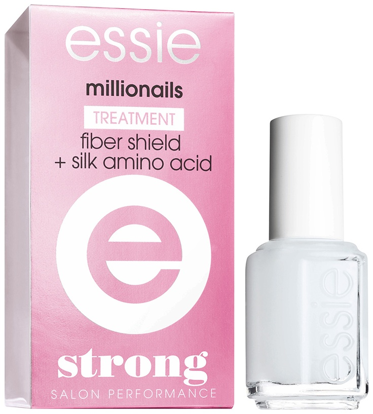 Millionails: Get strong nails now. #essie #Kohls