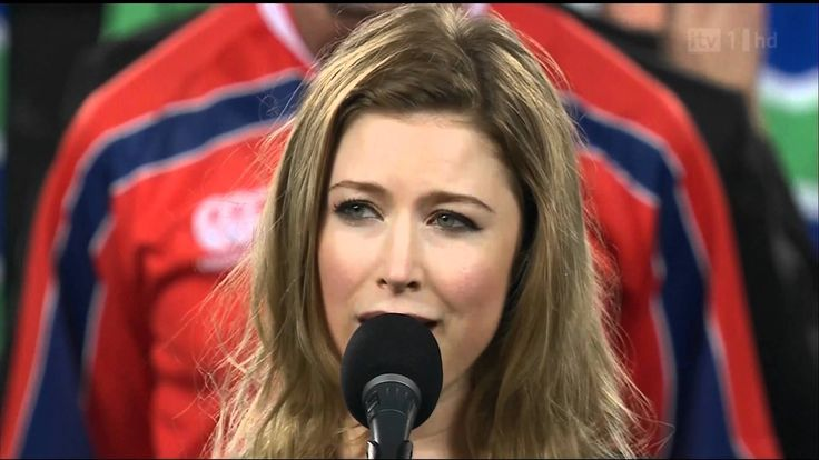 God Defend New Zealand (National Anthem): Hayley Westenra - Rugby World ...most beautiful anthem in the universe