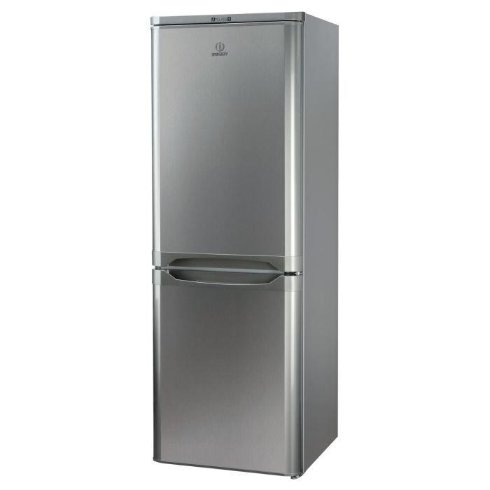 INDESIT NCAA 55 NX Réfrigérateur congélateur - Achat / Vente réfrigérateur classique INDESIT NCAA 55 NX Réfrigérateur congélateur - Cdiscount