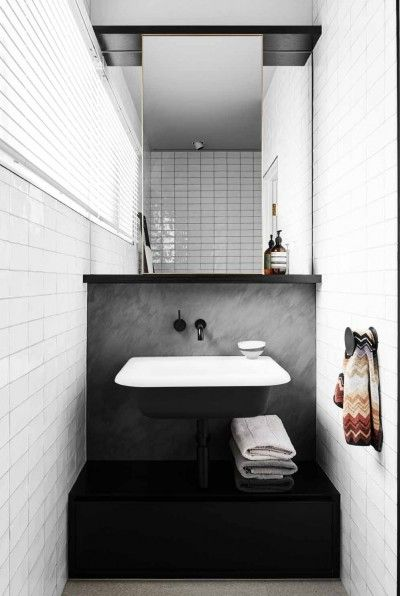 East Melbourne Residence By Flack Studio Is One Of The 2015 Finalists For Best Bathroom Design