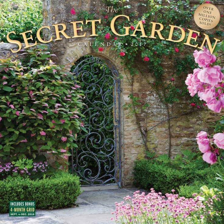 Secret Garden: 276 Best Old And New Calendars Images On Pinterest