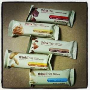 Protein Bar Review: Think Thin Bars