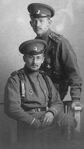 Tatars. Татары в царской армии