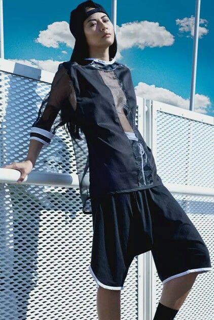 Streetwear collection - design Roxana Nesfintu