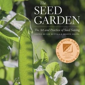 The Seed Garden Wins American Horticultural Society Book Award