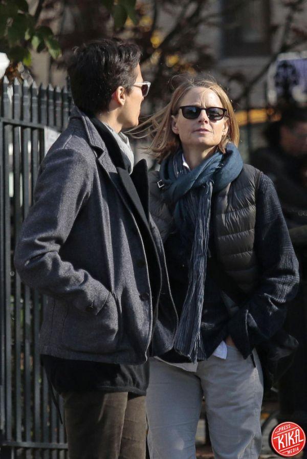 Jodie Foster e Alexandra Hedison, nascondersi non ha più senso - Yahoo Notizie Italia