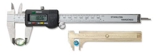 Measuring with Calipers (video)