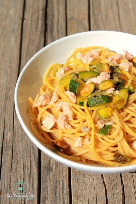 Spaghetti colorati ai mille profumi