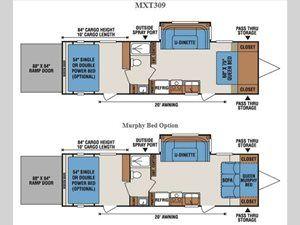 MXT MXT309 Floorplan Image