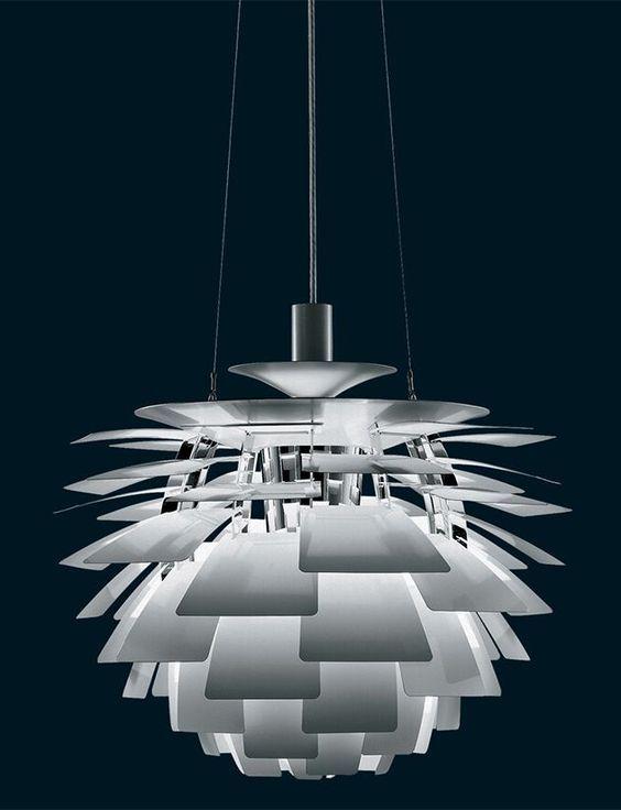urbnite           - Artichoke Lamp by Poul Henningson