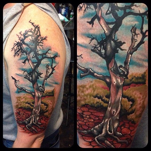 Pin By Anthony Martin On Tattoos: Tattoo By @steviepee At @black13tattoo In Nashville, TN