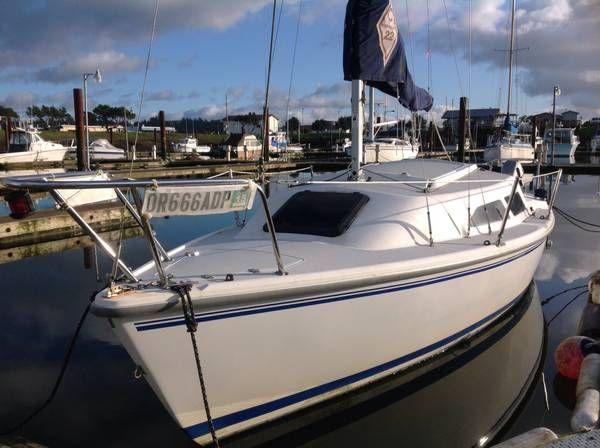 En venta de Ocasión Catalina MKII Sailboat