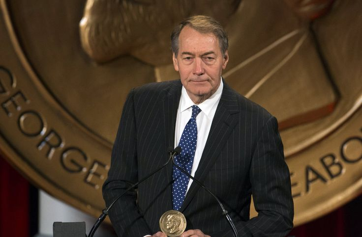Charlie Rose returns to 'CBS This Morning' to the delight of co-anchors, gives health update