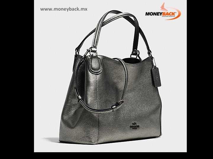 COACH MEXICO has stores in Cancun, Puebla, Acapulco, Guadalajara and in many shopping malls in Mexico City: Santa Fe, Antara, and Palacio de Hierro and Liverpool departmental stores. Buy in any of them and get a tax refund if you are a foreign tourist traveling in Mexico. www.moneyback.mx  #moneyback