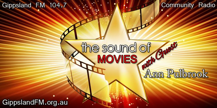The Sound of Movies with Guest Ann Pulbrook