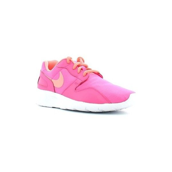 Nike 705492 Sport shoes Women Pink Trainers (€35) ❤ liked on Polyvore featuring shoes, sneakers, fitness shoes, pink, women, nike sneakers, pink trainers, pink sneakers, pink shoes and nike shoes