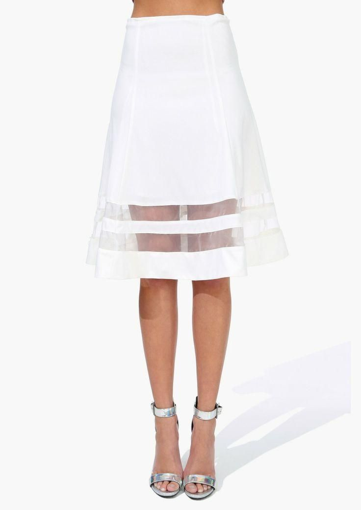See Clearly Skirt