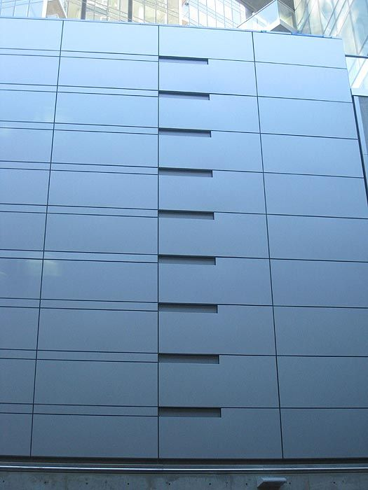 Dry Design Metal Panels : Best aluminum cladding images on pinterest
