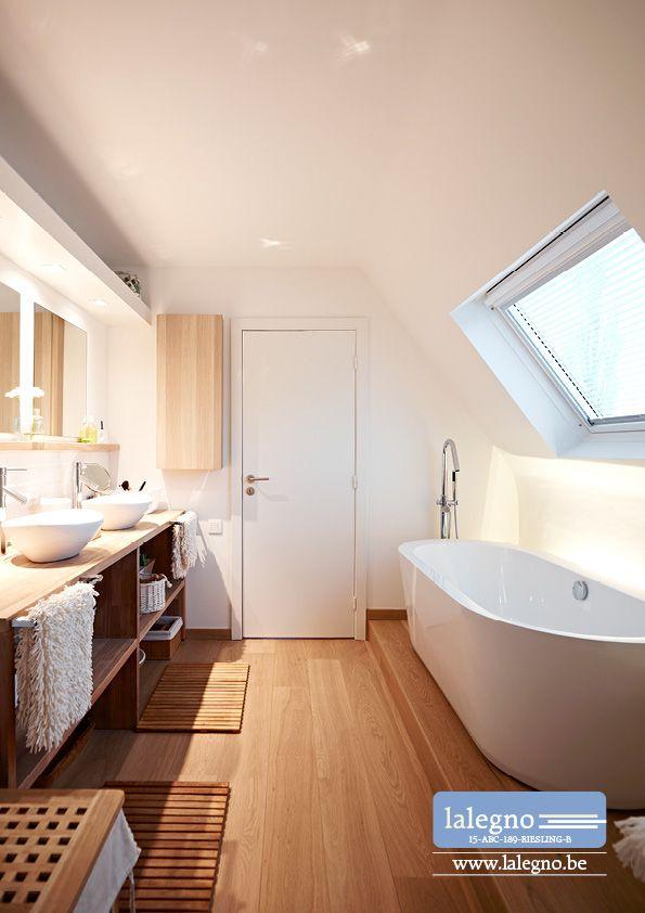 11 best Lalegno Bathroom Floors images on Pinterest Flooring - interieur bodenbelag aus beton haus design bilder