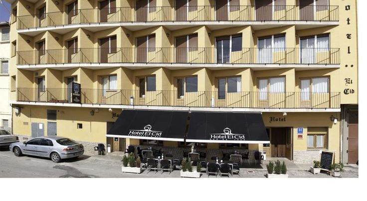 Hotel El Cid Morella El Cid Hotel is in the heart of historic Morella, by the ancient city walls. All rooms have a balcony and fantastic views.  The hotel offers free Wi-Fi in public areas. There is a nice lounge with traditional décor.
