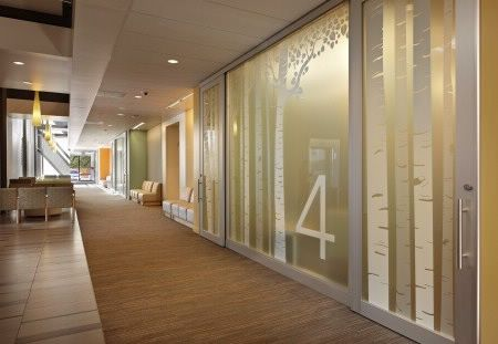 Everett Clinic Smokey Point Medical Center, Seattle; designed by ZGF Architects…