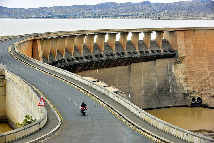 Gariep Dam, Free State, South Africa | by South African Tourism