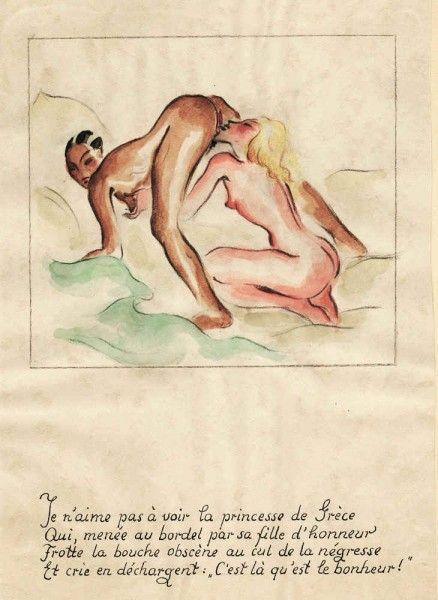 erotic cunnilingus