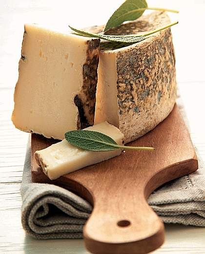 Toma Piemontese DOP- cheese made with cow's milk seasoned from 15 to 60 days.