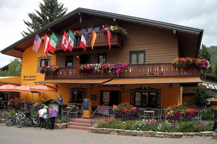 Restaurant-Hotel in Vail, Colorado   TravelGumbo