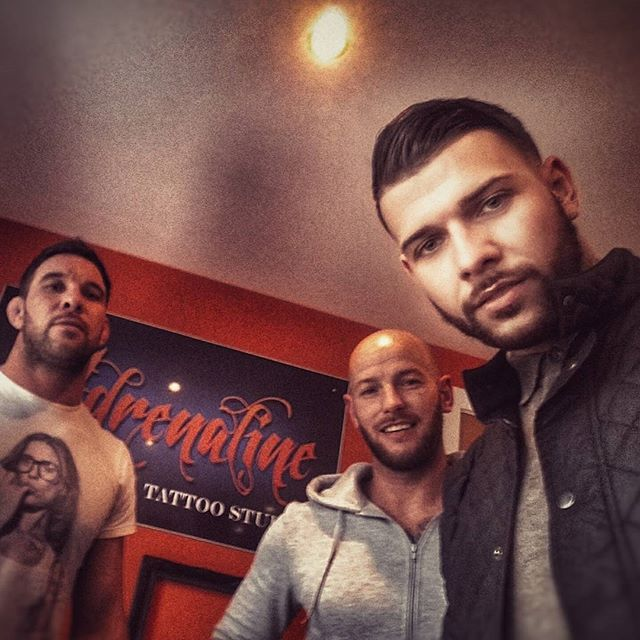 45 Best Images About Jay Hutton On Pinterest: 85 Best Images About TATTOO FIXERS On Pinterest