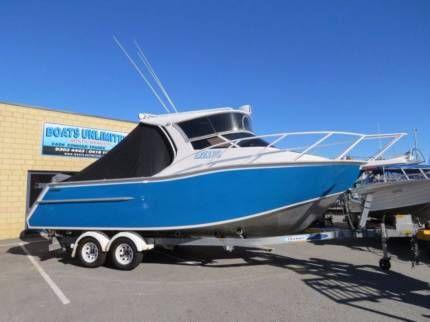 SEAQUEST RAZERLINE BEST DECK SPACE FISHING BOAT PLATE ALLOY   Motorboats &…