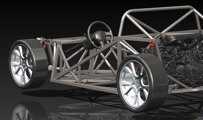 The Race Car Chassis Pdf