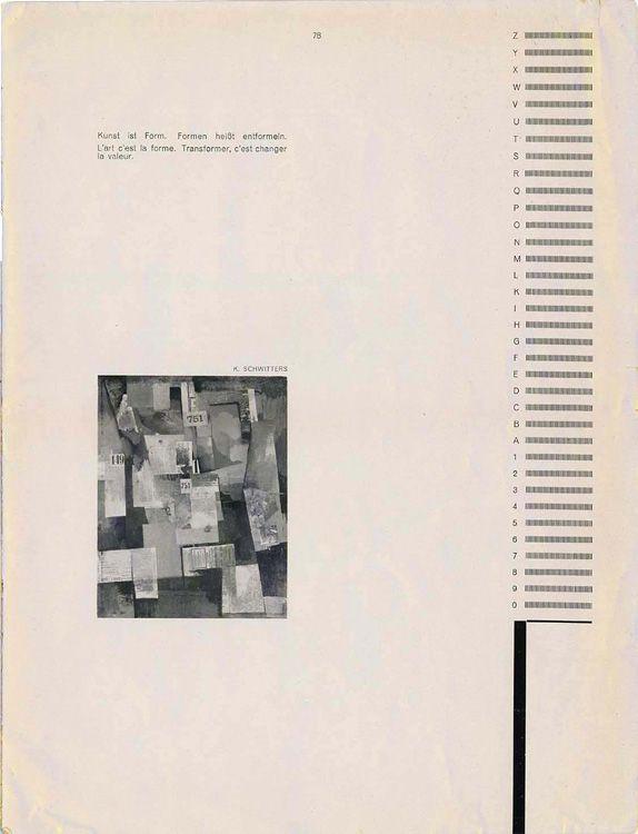 Dada Periodicals - Merz - Kurt Schwitters  http://www.pinterest.com/superkoz/dada/